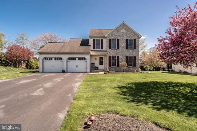 84 Willow Ridge, NEW HOLLAND, PA 17557 (#PALA142946) :: The Joy Daniels Real Estate Group