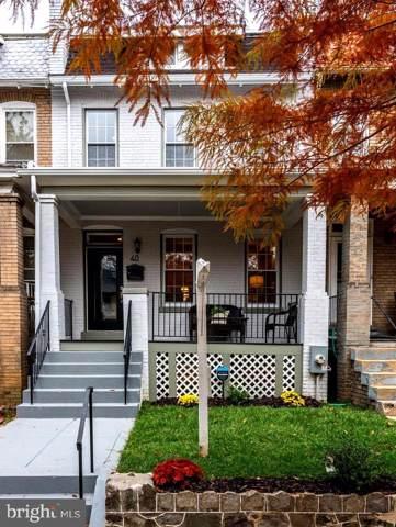 40 Franklin Street NE, WASHINGTON, DC 20002 (#DCDC448892) :: Eng Garcia Grant & Co.