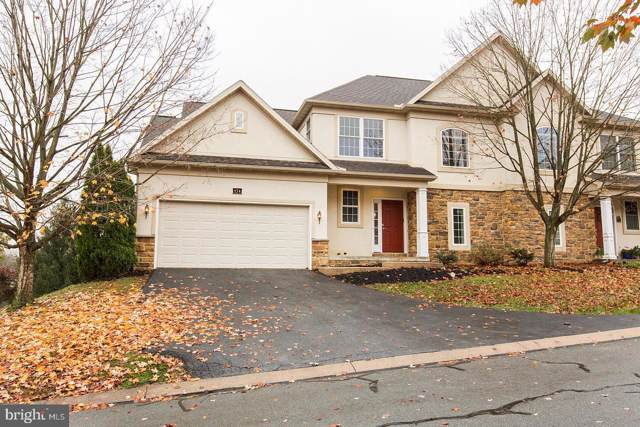 134 Creekgate Court, MILLERSVILLE, PA 17551 (#PALA142952) :: ExecuHome Realty