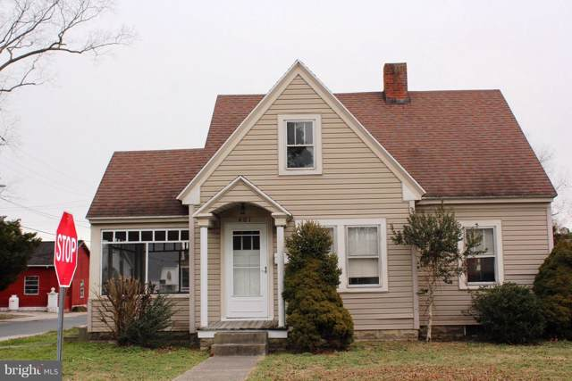401 Walnut Street, POCOMOKE CITY, MD 21851 (#MDWO110234) :: Advon Group