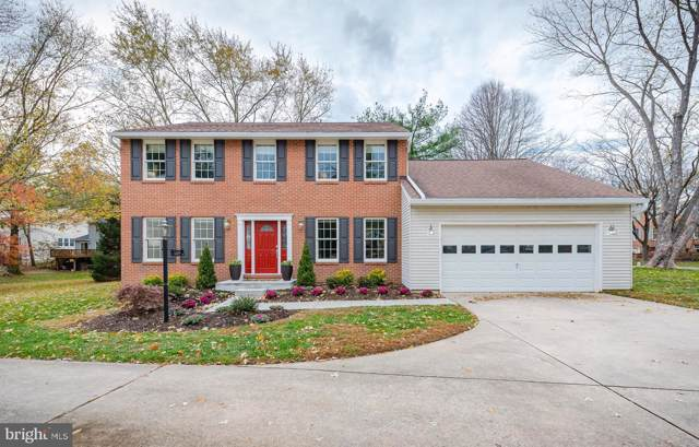 6119 Campfire, COLUMBIA, MD 21045 (#MDHW272288) :: Bob Lucido Team of Keller Williams Integrity