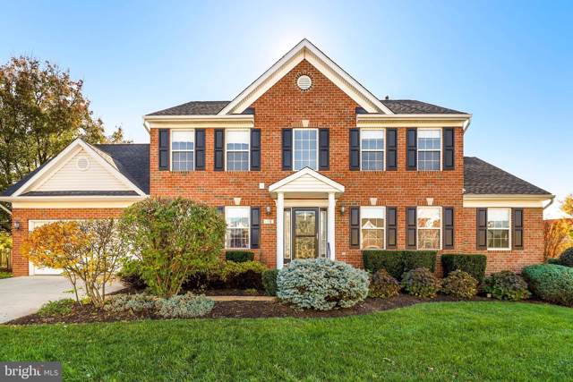 4901 Caverness Court, FREDERICK, MD 21703 (#MDFR256026) :: Viva the Life Properties