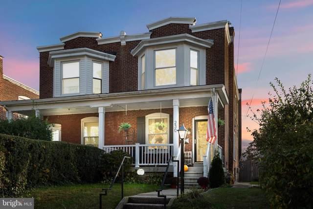 230 E Lincoln Street, MEDIA, PA 19063 (#PADE503846) :: Erik Hoferer & Associates