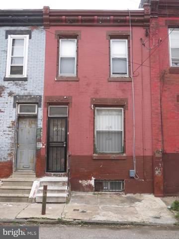 1224 W Oakdale Street, PHILADELPHIA, PA 19133 (#PAPH847306) :: Remax Preferred | Scott Kompa Group