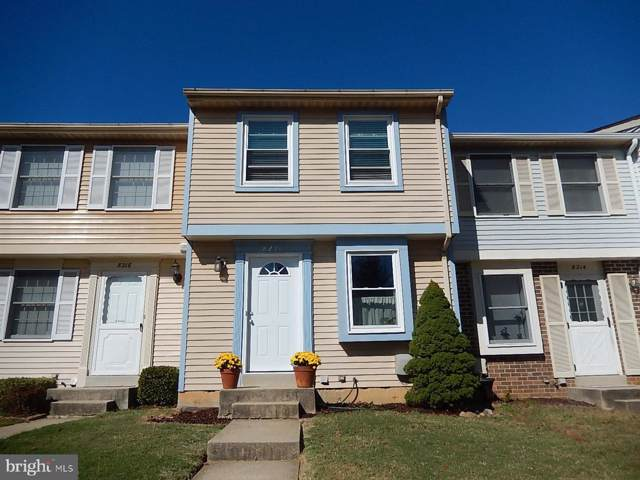 8216 Styers Court, LAUREL, MD 20723 (#MDHW272300) :: The Kenita Tang Team
