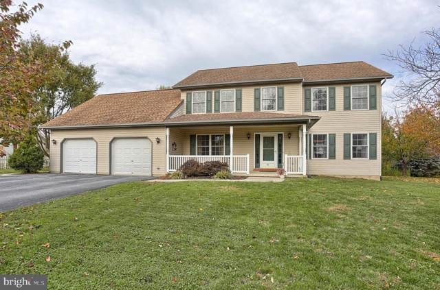 10 Manor Drive, LEBANON, PA 17042 (#PALN109644) :: The Joy Daniels Real Estate Group