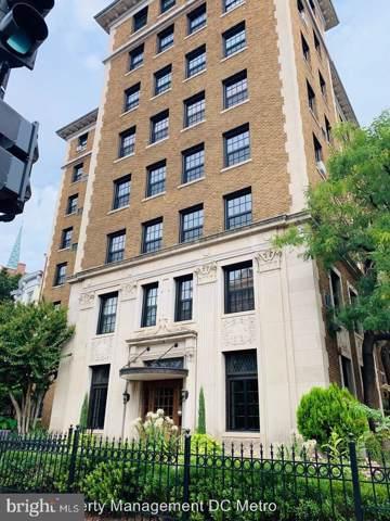 1101 L Street NW #703, WASHINGTON, DC 20005 (#DCDC448972) :: Eng Garcia Grant & Co.