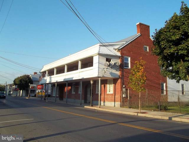 127 North Main Street N, MOOREFIELD, WV 26836 (#WVHD105622) :: The Dailey Group