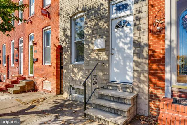 2612 Hudson Street, BALTIMORE, MD 21224 (#MDBA490448) :: ExecuHome Realty