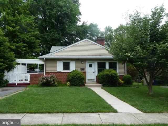 3905 Lantern Drive, SILVER SPRING, MD 20902 (#MDMC685938) :: Revol Real Estate