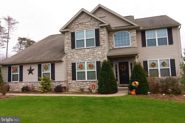 404 Stoney Run Road, POTTSVILLE, PA 17901 (#PASK128580) :: The Craig Hartranft Team, Berkshire Hathaway Homesale Realty