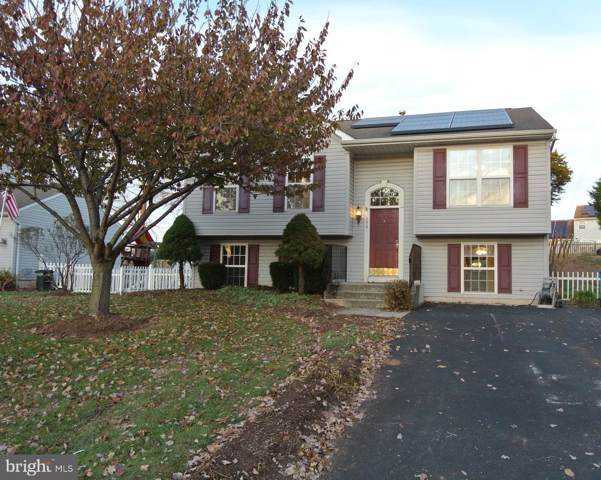 178 Bentley Street, TANEYTOWN, MD 21787 (#MDCR192980) :: AJ Team Realty
