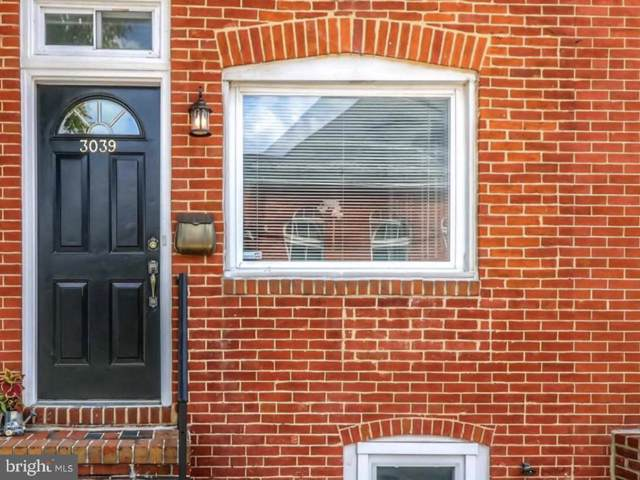 3039 O'donnell Street, BALTIMORE, MD 21224 (#MDBA490482) :: Network Realty Group