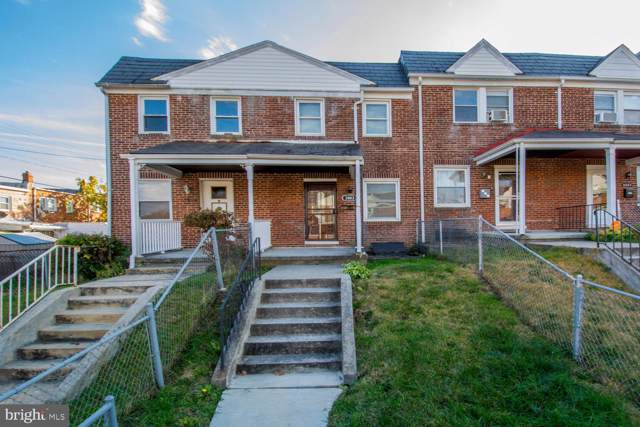 3803 Colborne Road, BALTIMORE, MD 21229 (#MDBA490496) :: Seleme Homes
