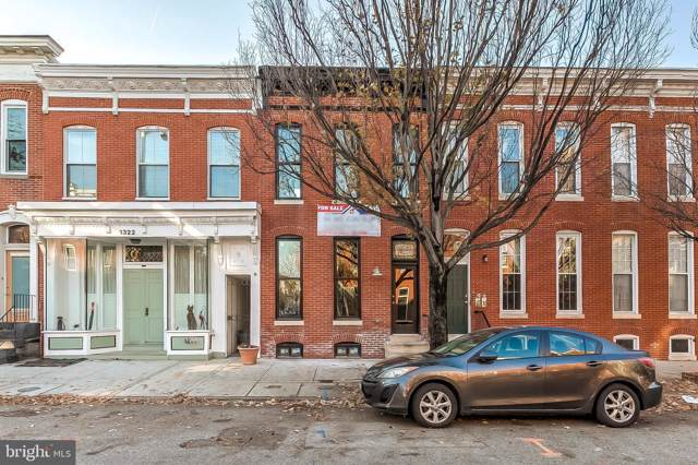 1320 S Charles Street, BALTIMORE, MD 21230 (#MDBA490510) :: AJ Team Realty