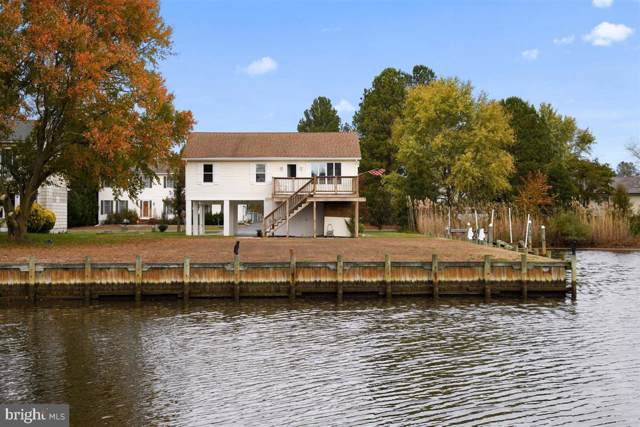 13367 Cove Landing Road, BISHOPVILLE, MD 21813 (#MDWO110266) :: RE/MAX Coast and Country
