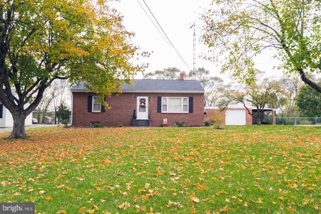 6273 Winchester Avenue, INWOOD, WV 25428 (#WVBE172614) :: Dart Homes