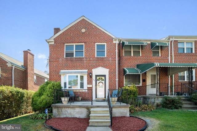 953 Masefield Road, BALTIMORE, MD 21207 (#MDBC477502) :: The Kenita Tang Team