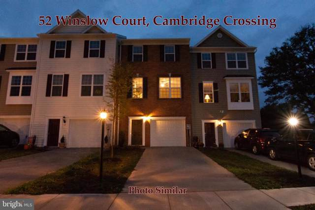 52 Winslow Court, GETTYSBURG, PA 17325 (#PAAD109344) :: The Jim Powers Team