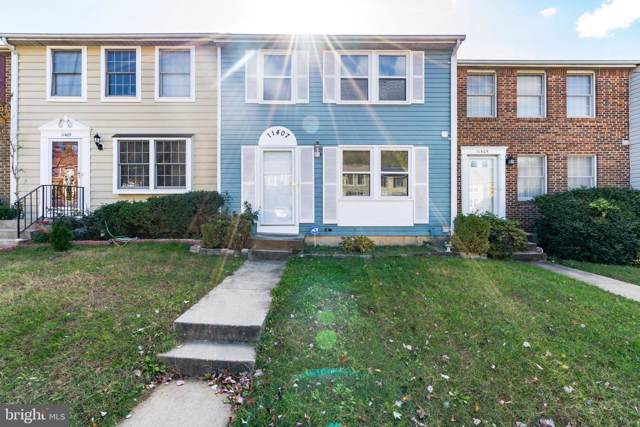 11407 Long Feather Court, BELTSVILLE, MD 20705 (#MDPG549764) :: Tom & Cindy and Associates