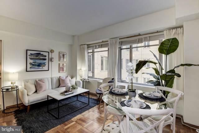 1711 Massachusetts Avenue NW #431, WASHINGTON, DC 20036 (#DCDC449076) :: Crossman & Co. Real Estate