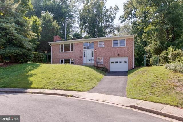 2806 Fern Street, ARLINGTON, VA 22202 (#VAAR156512) :: Arlington Realty, Inc.