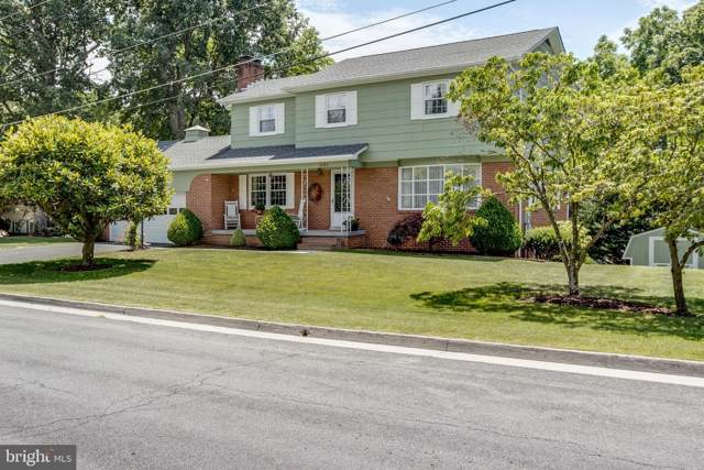 1101 Milroy Court, WINCHESTER, VA 22601 (#VAWI113458) :: The MD Home Team