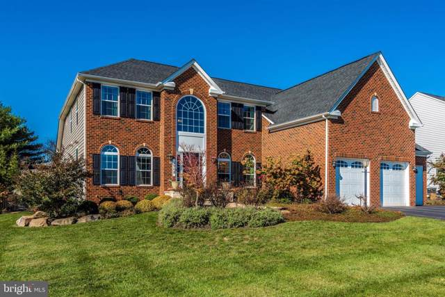 3908 Turf Court N, MOUNT AIRY, MD 21771 (#MDFR256102) :: The Maryland Group of Long & Foster