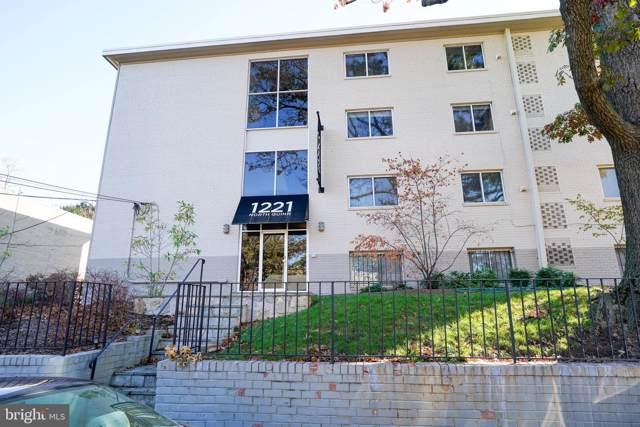 1221 N Quinn Street #20, ARLINGTON, VA 22209 (#VAAR156526) :: Arlington Realty, Inc.