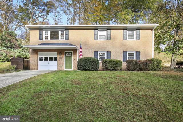 8618 Kerry Lane, SPRINGFIELD, VA 22152 (#VAFX1098346) :: The Gus Anthony Team
