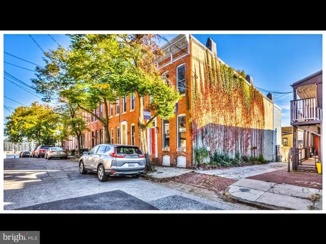 403 E Hamburg Street, BALTIMORE, MD 21230 (#MDBA490616) :: AJ Team Realty