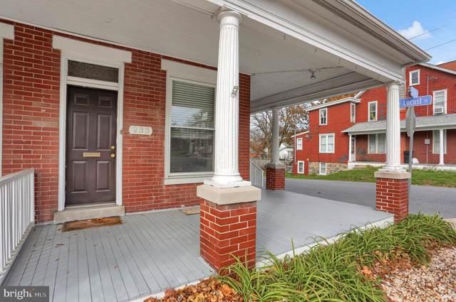 233 E High Street, ELIZABETHTOWN, PA 17022 (#PALA143028) :: The Joy Daniels Real Estate Group