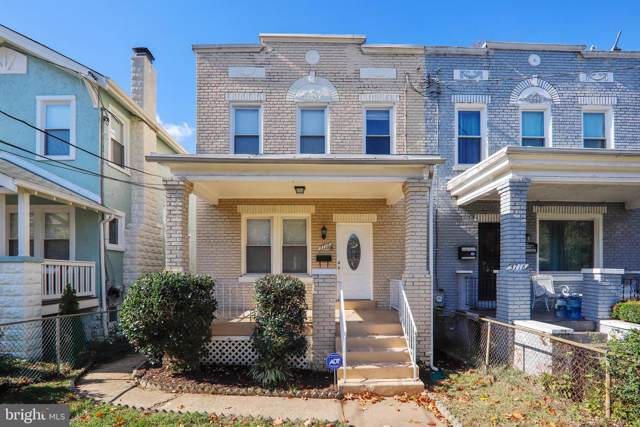 3716 22ND Street NE, WASHINGTON, DC 20018 (#DCDC449132) :: Tom & Cindy and Associates