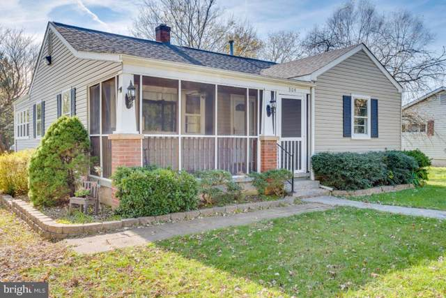 304 W Bowen Street, REMINGTON, VA 22734 (#VAFQ163002) :: The Licata Group/Keller Williams Realty