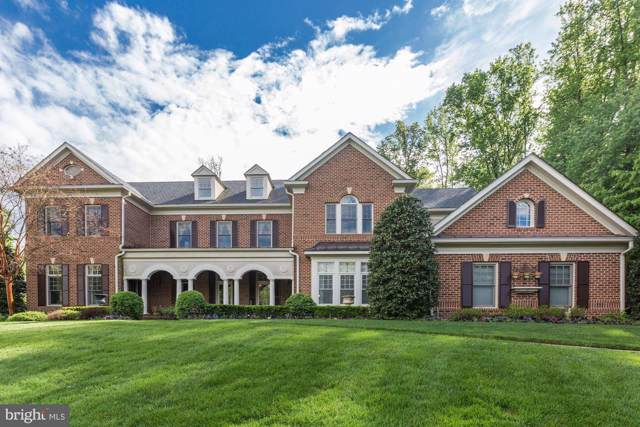 7805 Montvale Way, MCLEAN, VA 22102 (#VAFX1098384) :: AJ Team Realty