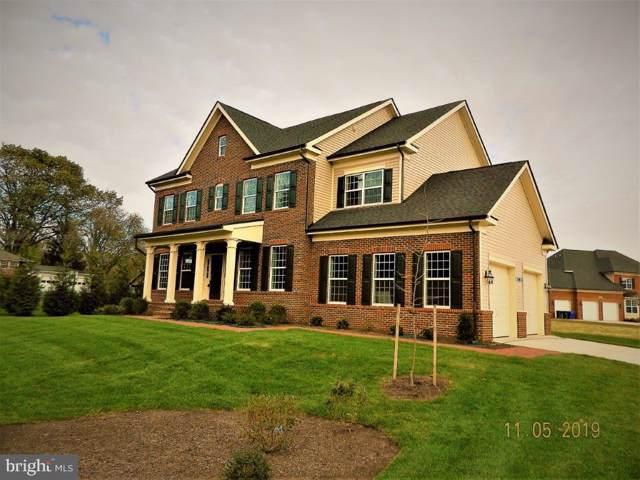 17021 Bennett Way, POOLESVILLE, MD 20837 (#MDMC686092) :: Potomac Prestige Properties