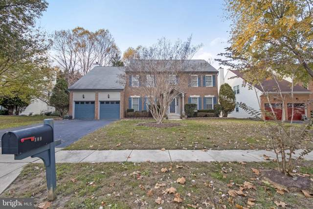 109 Johnsberg Lane, BOWIE, MD 20721 (#MDPG549870) :: Keller Williams Pat Hiban Real Estate Group