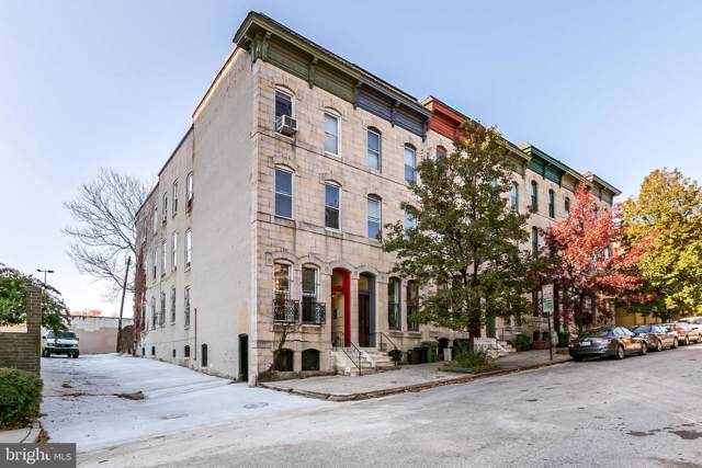 1204 John Street, BALTIMORE, MD 21217 (#MDBA490664) :: Homes to Heart Group