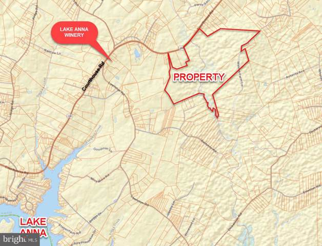 5947 Courthouse Road, SPOTSYLVANIA, VA 22551 (#VASP217546) :: Homes to Heart Group