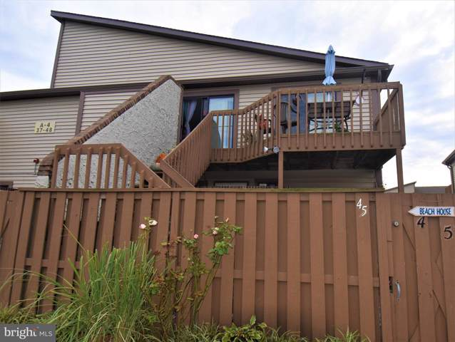 105 120TH A-4#45, OCEAN CITY, MD 21842 (#MDWO110296) :: Atlantic Shores Realty