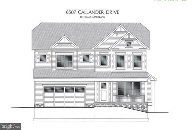 6507 Callander Drive, BETHESDA, MD 20817 (#MDMC686140) :: Eng Garcia Grant & Co.