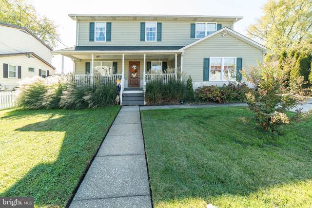 7431 Blevins Avenue, SPARROWS POINT, MD 21219 (#MDBC477646) :: Gail Nyman Group