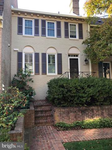 11015 Wickshire Way M-2, ROCKVILLE, MD 20852 (#MDMC686144) :: The Maryland Group of Long & Foster