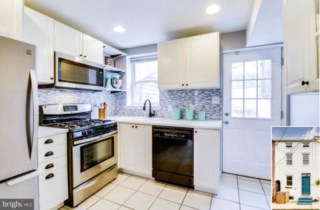 1227 Durst Street, BALTIMORE, MD 21230 (#MDBA490698) :: ExecuHome Realty