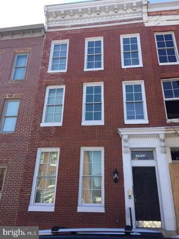 1713 Hollins Street, BALTIMORE, MD 21223 (#MDBA490710) :: Keller Williams Pat Hiban Real Estate Group