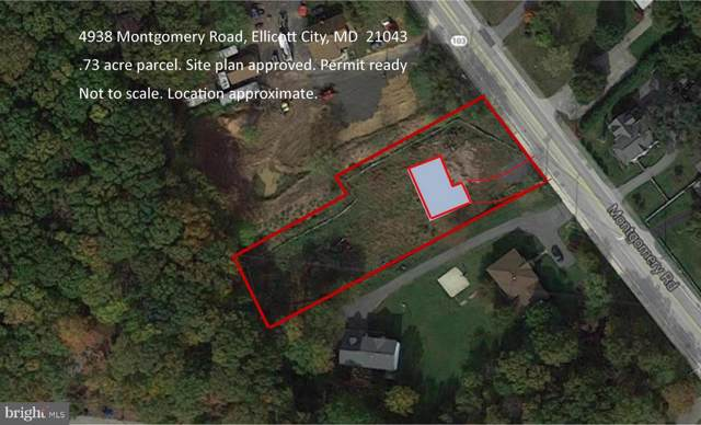 4938 MONTGOMERY ROAD, ELLICOTT CITY, MD 21043 (#MDHW272384) :: The Licata Group/Keller Williams Realty