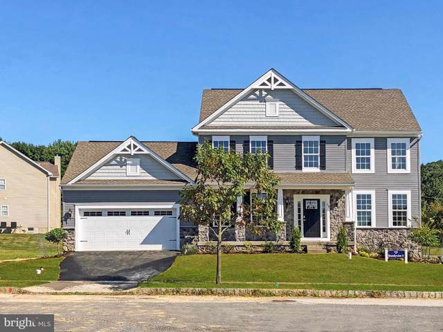 210 Derry Lane, COATESVILLE, PA 19320 (#PACT493170) :: Blackwell Real Estate