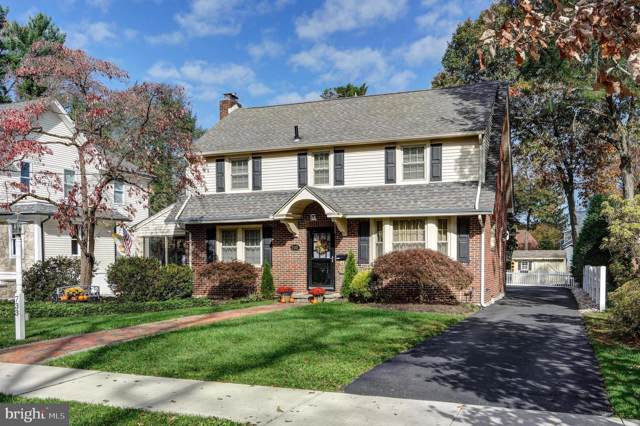733 W Redman Avenue, HADDONFIELD, NJ 08033 (#NJCD380622) :: Viva the Life Properties