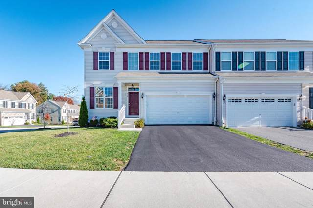 164 Greenvale Mews Drive #14, WESTMINSTER, MD 21157 (#MDCR193004) :: The Licata Group/Keller Williams Realty