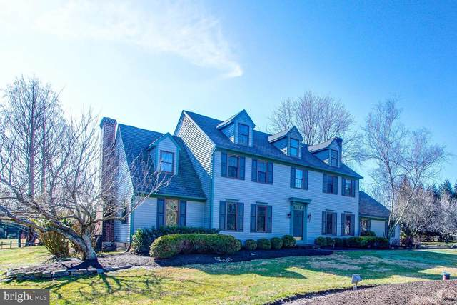 20 Covenant Court, DOYLESTOWN, PA 18902 (#PABU483934) :: RE/MAX Main Line